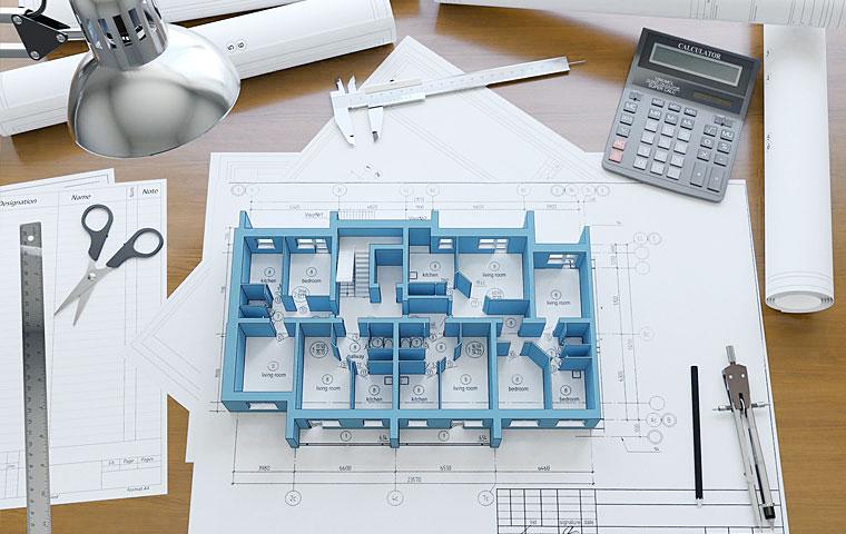 progettazione ristrutturazione di interni