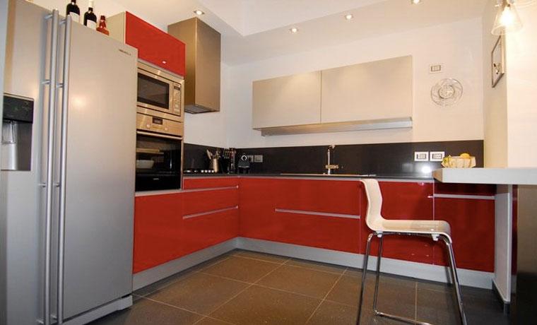 Cucina - Progettazione e Ristrutturazione d'Interni