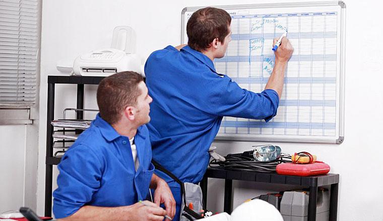 Installatori di impianti di idraulica, riscaldamento, condizionamento a Milano